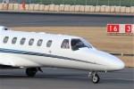 EosR2さんが、鹿児島空港で撮影したアルペン 525A Citation CJ2の航空フォト(写真)