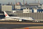 Cスマイルさんが、羽田空港で撮影した日本航空 787-8 Dreamlinerの航空フォト(写真)