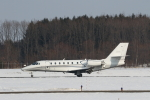 ATOMさんが、帯広空港で撮影したノエビア 680 Citation Sovereignの航空フォト(飛行機 写真・画像)