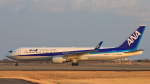 Cassiopeia737さんが、高知空港で撮影した全日空 767-381/ERの航空フォト(写真)