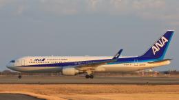 Cassiopeia737さんが、高知空港で撮影した全日空 767-381/ERの航空フォト(飛行機 写真・画像)