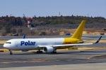 Mochi7D2さんが、成田国際空港で撮影したポーラーエアカーゴ 767-3JHF(ER)の航空フォト(写真)