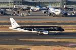 Cスマイルさんが、羽田空港で撮影したスターフライヤー A320-214の航空フォト(写真)