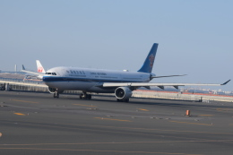 nontan8さんが、羽田空港で撮影した中国国際航空 A330-243の航空フォト(飛行機 写真・画像)