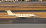 ハム太郎。さんが、羽田空港で撮影した南山公務 G-IV-X Gulfstream G450の航空フォト(写真)