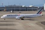 tmkさんが、関西国際空港で撮影したエールフランス航空 787-9の航空フォト(写真)