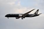 kozikoziさんが、成田国際空港で撮影したニュージーランド航空 787-9の航空フォト(写真)