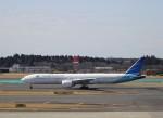 KAZFLYERさんが、成田国際空港で撮影したガルーダ・インドネシア航空 777-3U3/ERの航空フォト(飛行機 写真・画像)