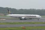 kuro2059さんが、成田国際空港で撮影したシンガポール航空 777-312/ERの航空フォト(写真)