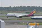 kuro2059さんが、成田国際空港で撮影したアシアナ航空 767-38EF/ERの航空フォト(写真)