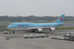 kuro2059さんが、成田国際空港で撮影した大韓航空 747-8B5の航空フォト(写真)