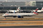 k-spotterさんが、羽田空港で撮影したブリティッシュ・エアウェイズ 777-36N/ERの航空フォト(写真)