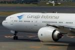 Snow manさんが、成田国際空港で撮影したガルーダ・インドネシア航空 777-3U3/ERの航空フォト(写真)