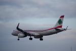 JA8037さんが、フランクフルト国際空港で撮影したミドル・イースト航空 A320-232の航空フォト(写真)