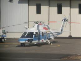 ヒロリンさんが、釧路空港で撮影した海上保安庁 S-76Cの航空フォト(飛行機 写真・画像)