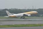 kuro2059さんが、成田国際空港で撮影したノックスクート 777-212/ERの航空フォト(飛行機 写真・画像)