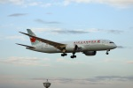garrettさんが、成田国際空港で撮影したエア・カナダ 787-8 Dreamlinerの航空フォト(写真)