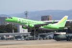 ANA744Foreverさんが、名古屋飛行場で撮影したフジドリームエアラインズ ERJ-170-200 (ERJ-175STD)の航空フォト(写真)