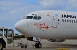 だっちょさんが、那覇空港で撮影した日本トランスオーシャン航空 737-446の航空フォト(写真)