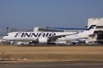 けいとパパさんが、成田国際空港で撮影したフィンエアー A350-941XWBの航空フォト(写真)