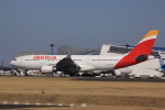 けいとパパさんが、成田国際空港で撮影したイベリア航空 A330-202の航空フォト(写真)