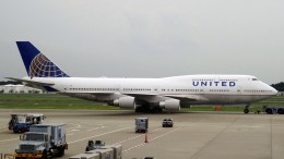 westtowerさんが、成田国際空港で撮影したユナイテッド航空 747-451の航空フォト(飛行機 写真・画像)