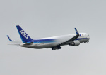 鈴鹿@風さんが、成田国際空港で撮影した全日空 767-381/ERの航空フォト(写真)