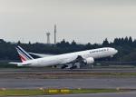 鈴鹿@風さんが、成田国際空港で撮影したエールフランス航空 777-328/ERの航空フォト(写真)