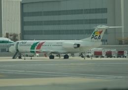 レオナルド・ダ・ヴィンチ国際空港 - Leonardo da Vinci-Fiumicino Airport [FCO/LIRF]で撮影されたレオナルド・ダ・ヴィンチ国際空港 - Leonardo da Vinci-Fiumicino Airport [FCO/LIRF]の航空機写真