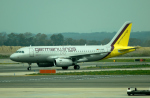 ITM58さんが、レオナルド・ダ・ヴィンチ国際空港で撮影したジャーマンウィングス A319-132の航空フォト(写真)