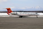 北の熊さんが、新千歳空港で撮影したTVPX ARS Incの航空フォト(写真)