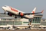 福岡空港 - Fukuoka Airport [FUK/RJFF]で撮影されたタイ・ライオン・エア - Thai Lion Air [SL/TLM]の航空機写真
