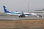 OMAさんが、岩国空港で撮影した全日空 737-8ALの航空フォト(写真)