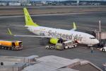 md11jbirdさんが、宮崎空港で撮影したソラシド エア 737-86Nの航空フォト(写真)