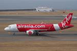 yabyanさんが、中部国際空港で撮影したエアアジア・ジャパン A320の航空フォト(飛行機 写真・画像)