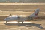 マサヒロさんが、伊丹空港で撮影した日本エアコミューター ATR-42-600の航空フォト(写真)