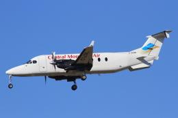 AkilaYさんが、バンクーバー国際空港で撮影したセントラル・マウンテン・エアの航空フォト(写真)