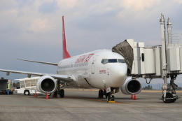 EosR2さんが、鹿児島空港で撮影したイースター航空 737-86Jの航空フォト(飛行機 写真・画像)