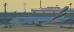 toyoquitoさんが、関西国際空港で撮影したエミレーツ航空 A380-861の航空フォト(飛行機 写真・画像)