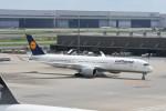kuro2059さんが、羽田空港で撮影したルフトハンザドイツ航空 A350-941XWBの航空フォト(写真)