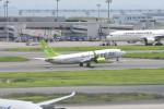 kuro2059さんが、羽田空港で撮影したソラシド エア 737-86Nの航空フォト(写真)