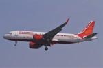 BTYUTAさんが、インディラ・ガンディー国際空港で撮影したエア・インディア A320-251Nの航空フォト(写真)