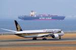yabyanさんが、中部国際空港で撮影したシンガポール航空 787-10の航空フォト(写真)