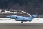 Gg55さんが、秋田空港で撮影した航空自衛隊 U-125A(Hawker 800)の航空フォト(写真)
