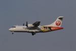 rokko2000さんが、伊丹空港で撮影した日本エアコミューター ATR-42-600の航空フォト(写真)