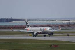 りゅうさんさんが、那覇空港で撮影したジェットスター・ジャパン A320-232の航空フォト(飛行機 写真・画像)