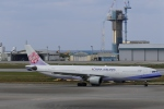 りゅうさんさんが、那覇空港で撮影したチャイナエアライン A330-302の航空フォト(写真)