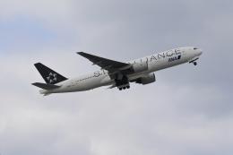 りゅうさんさんが、那覇空港で撮影した全日空 777-281の航空フォト(飛行機 写真・画像)