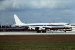 tassさんが、マイアミ国際空港で撮影したアンデス DC-8-54(F)の航空フォト(写真)