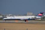 soratokumoさんが、松山空港で撮影したアイベックスエアラインズ CL-600-2C10 Regional Jet CRJ-702ERの航空フォト(写真)